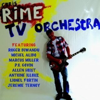 Christophe Rime album TV Orchestra