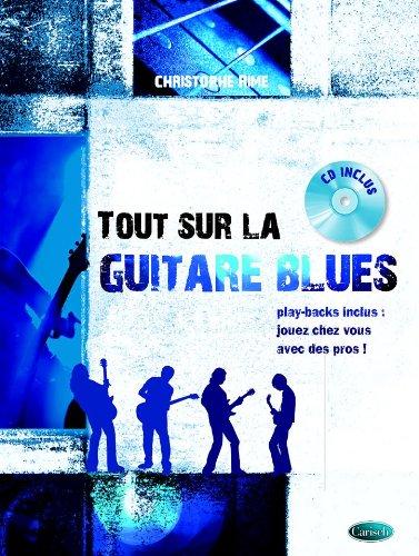 christophe rime Livre tout sur la guitare blue